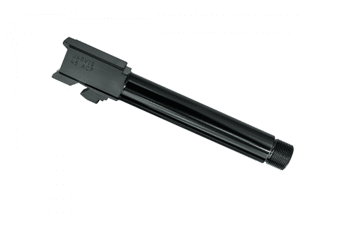 glock 21 threaded barrel