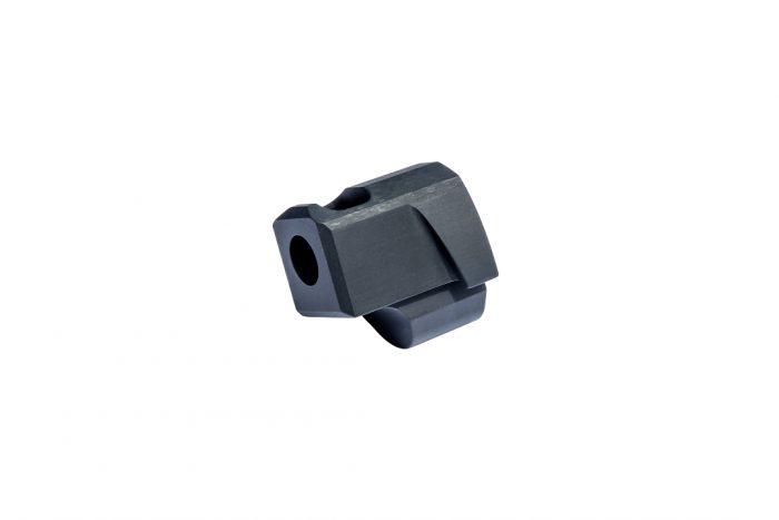 Walther PPQ 9MM Compensator