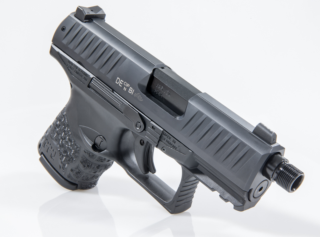 Walther PPQ SC Threaded Barrel
