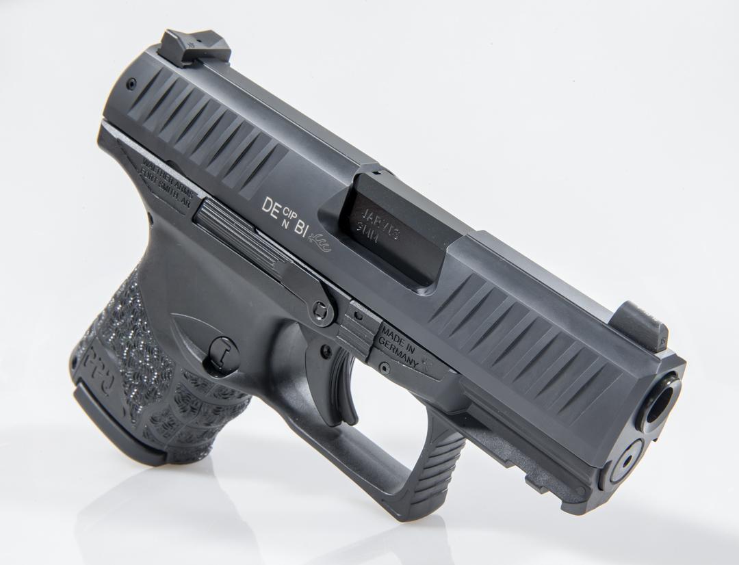 Walther PPQ SC Barrel